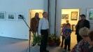 Ausstellung von Werner Laube