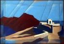 Sonnenweg Santorini
