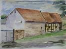 Altes Haus in Slonsk