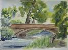 Brücke in Slonsk